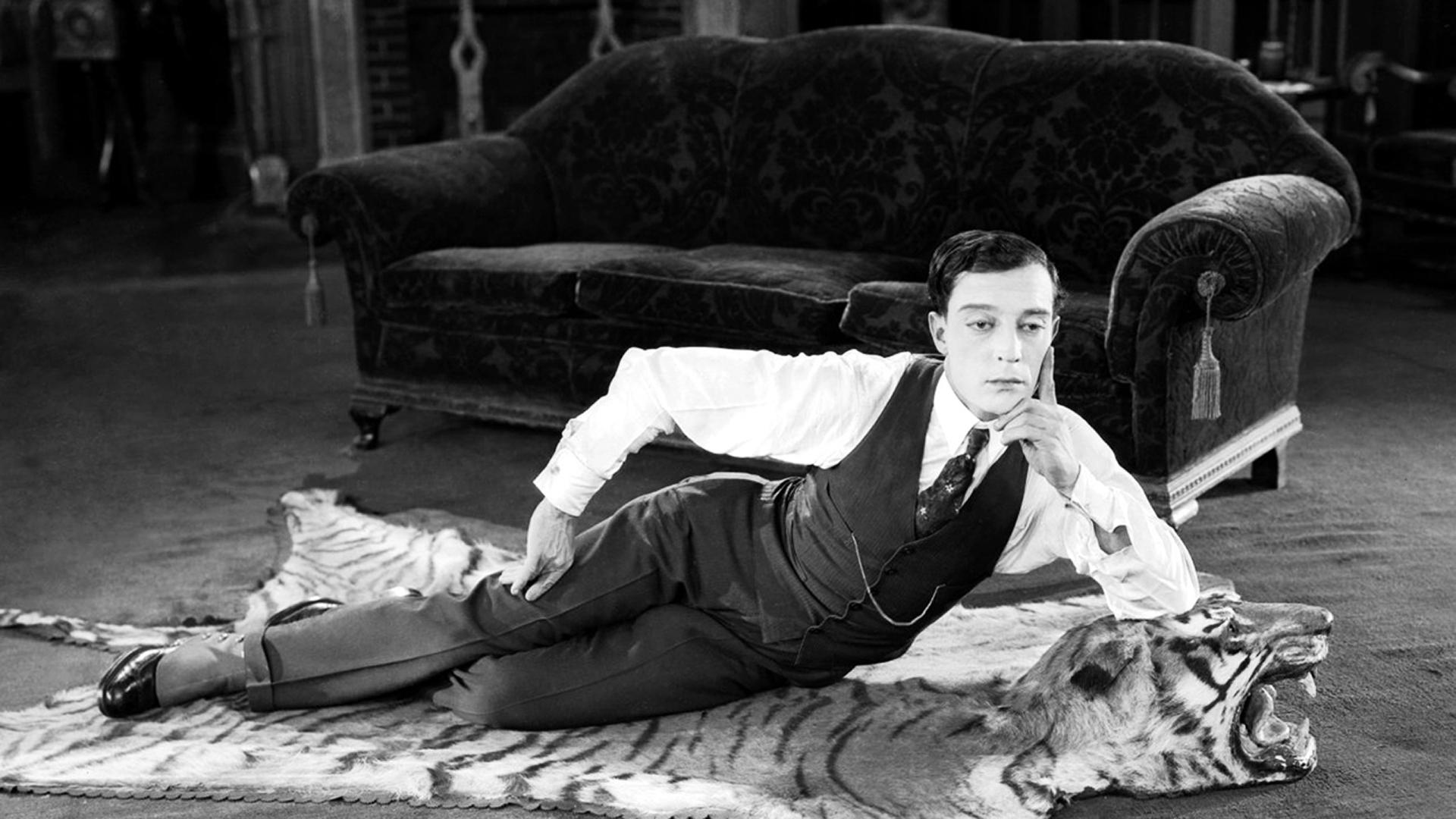 Radomír D. Kokeš o Busteru Keatonovi na 46. LFŠ
