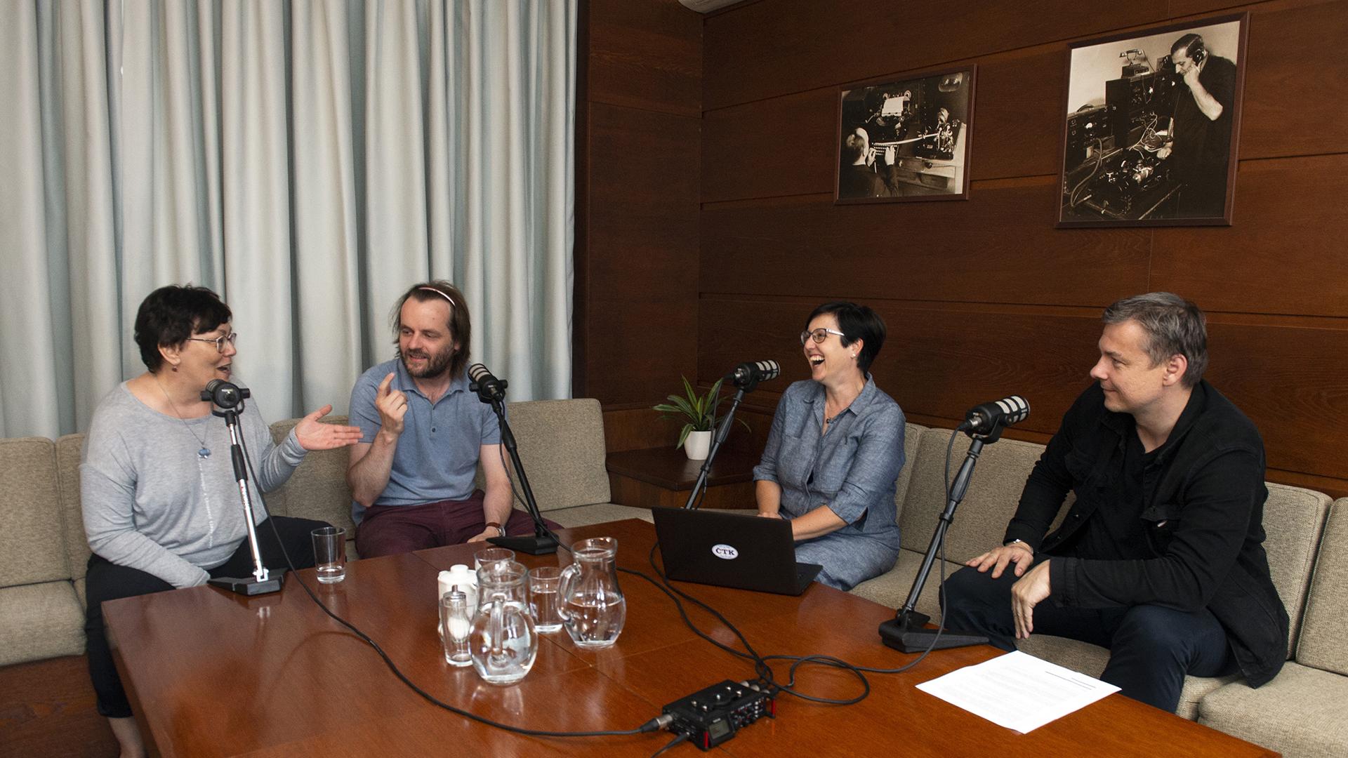 LFŠ s ČTK představuje podcast Četkast na Filmovce